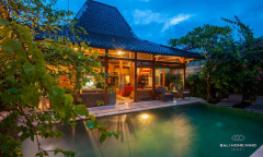 Image 1 from 3 bedroom villa for sale leasehold in Canggu nearby Batu Bolong beach