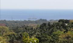 Image 2 from Terrain vue mer à vendre en pleine propriété à Lovina