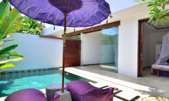 Image 3 from Private Villa 1 Bedroom For Sale Leasehold Near Legian Beach