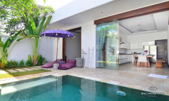 Image 2 from Private Villa 1 Bedroom For Sale Leasehold Near Legian Beach