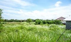 Image 1 from Tanah dengan pemandangan sawah dijual hak milik di Canggu - Berawa