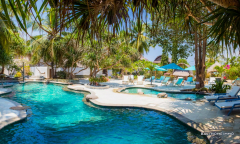Image 2 from Tropical Beachfront Resort For Sale Freehold in Gili Air