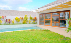 Image 1 from Villa 3 Bedroom with Ricefield view for Yearly Rental in Berawa